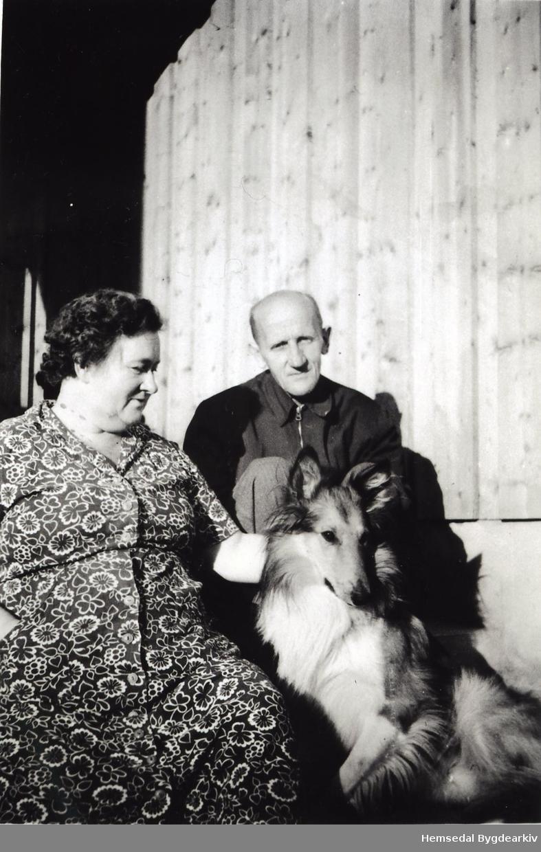 Alice Svare og Iver T. Svare