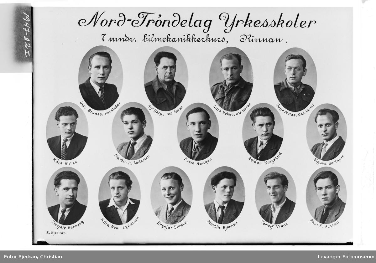 Nord-Trøndelag Yrkesskoler