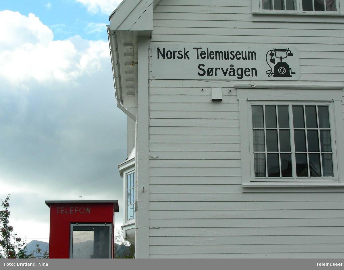 Norsk Telemuseum i Sørvågen Lofoten