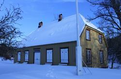 Hovedhuset på Berg gård
