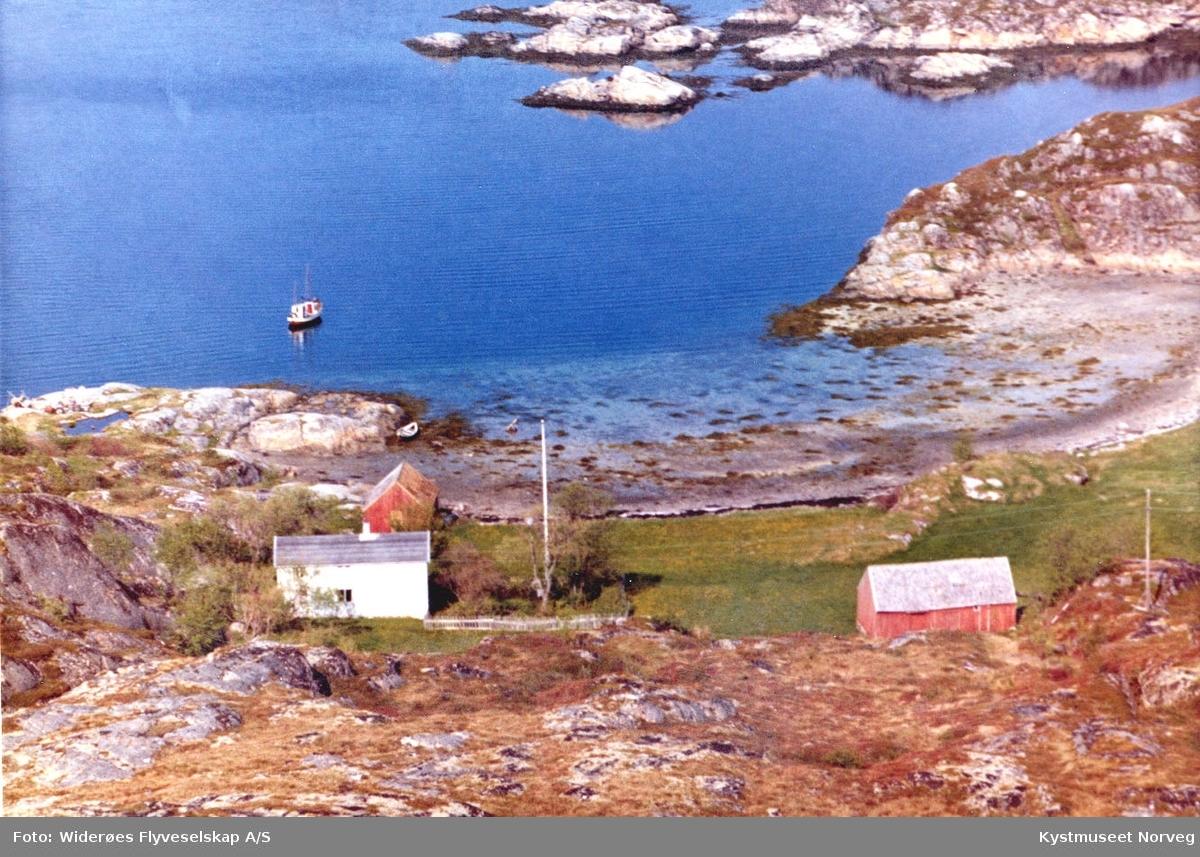 Grindvik, Lyngsnes på ytre Vikna