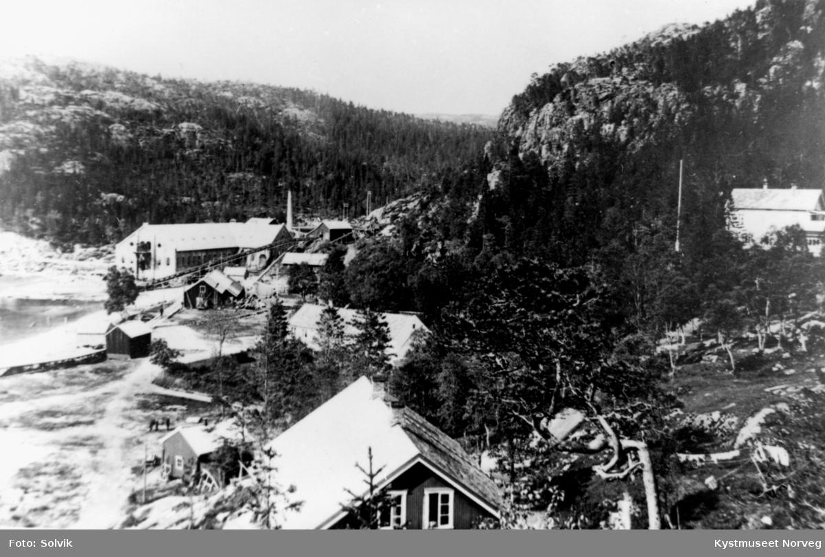 Trelastfabrikken på Salsbruket