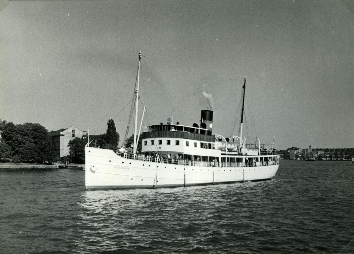 Foto i juni 1953
