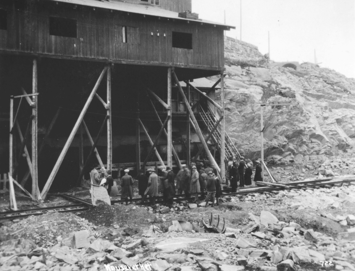 Jernbanekomiteen ved A/S Sydvarangers knuseverk