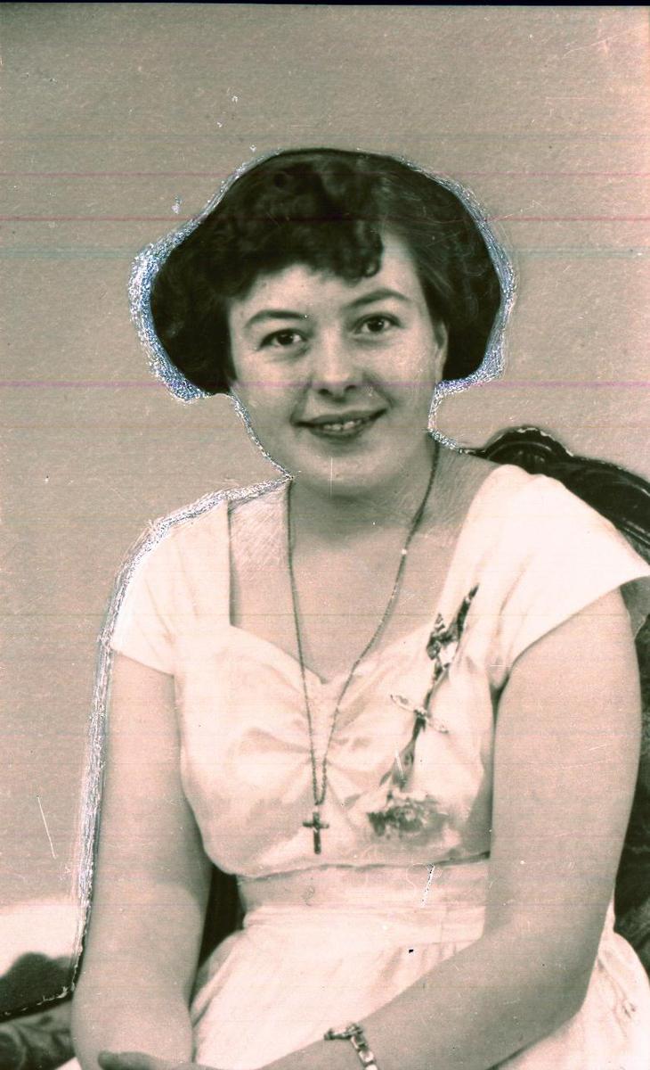 Portrett - Ung kvinne