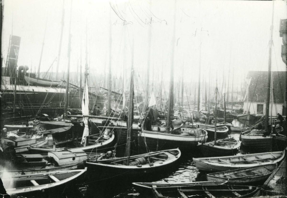 Havnemiljø - Båter.