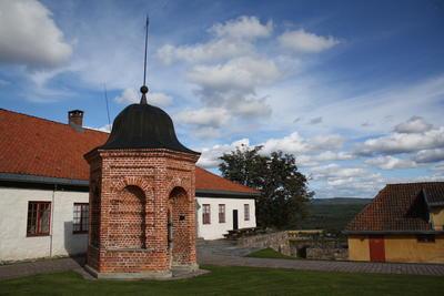 Brønnhuset, festningen. Foto/Photo
