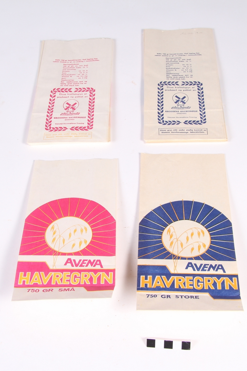 Havregrynspose