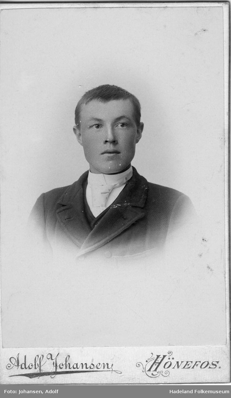 Portrett av Peder Vinger