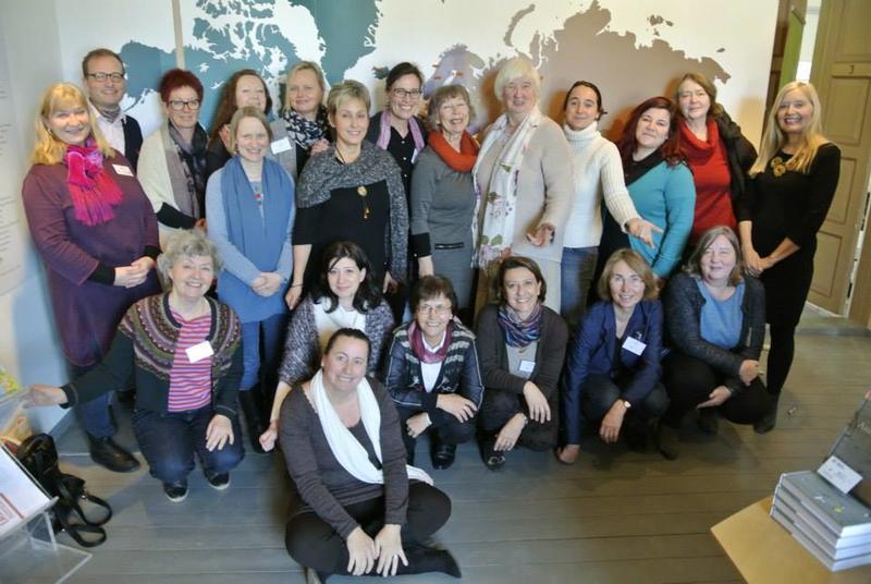 Folk på Kvinnemuseet