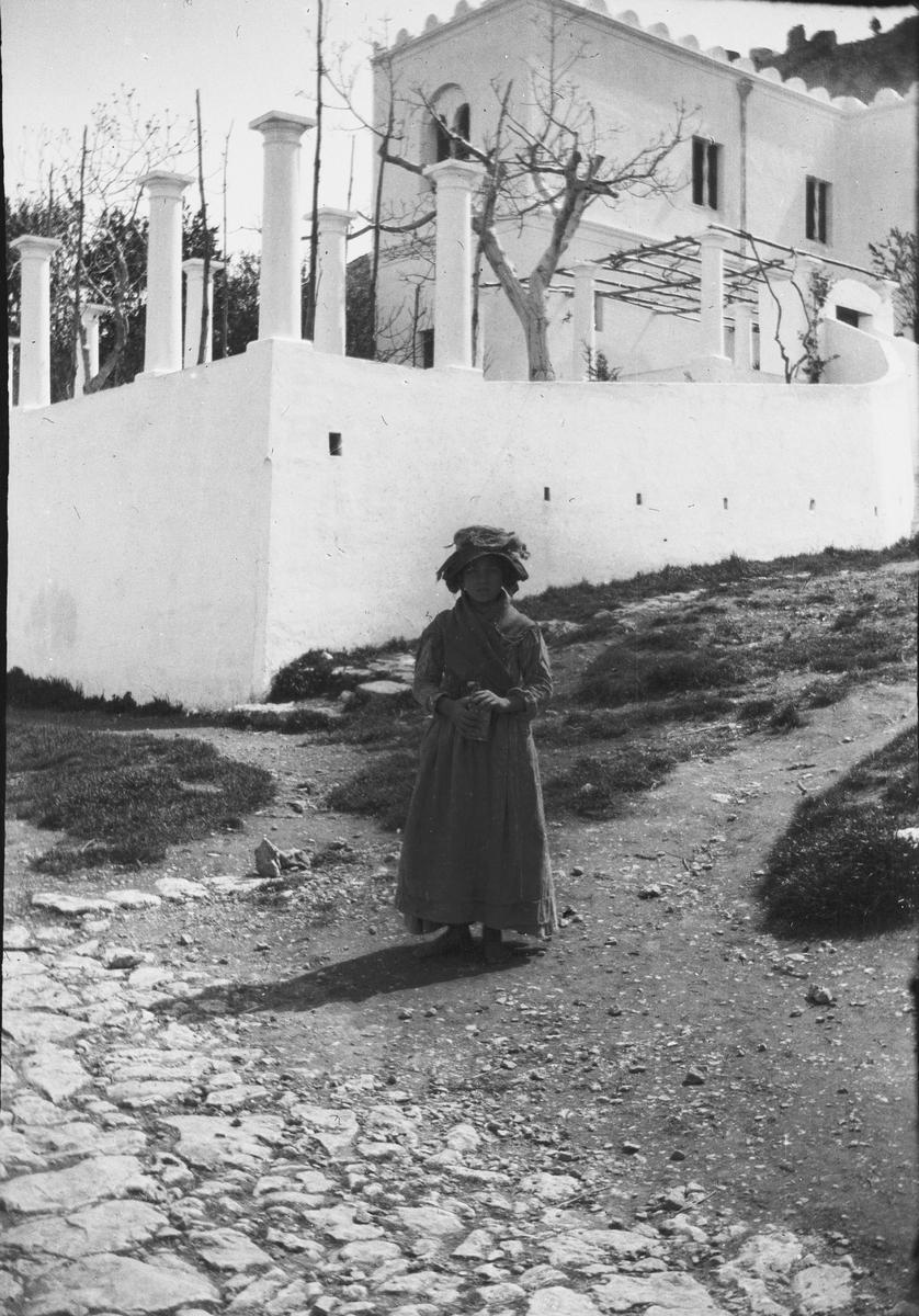 Drottning Victorias bilder. Capri.