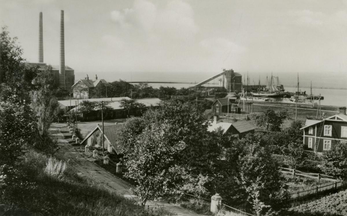 Ölands Cementfabrik.