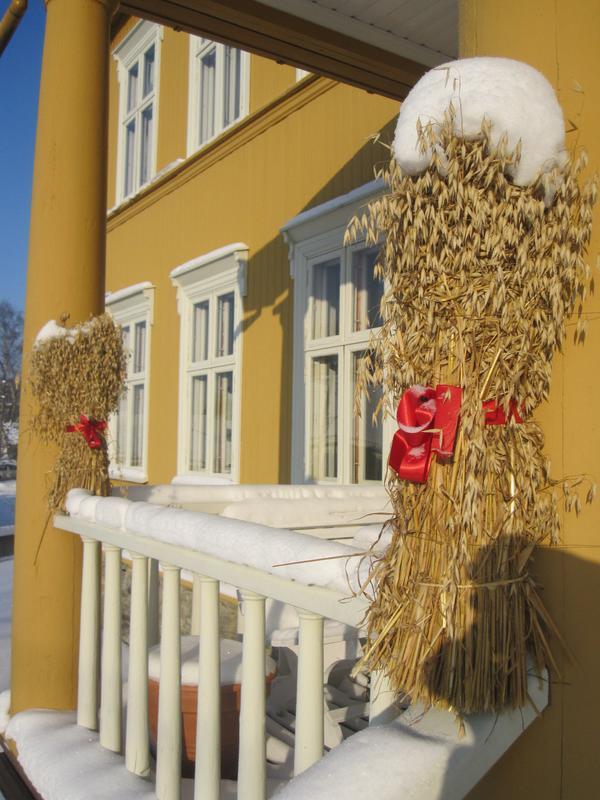Jul i Aamodtgården (Foto/Photo)