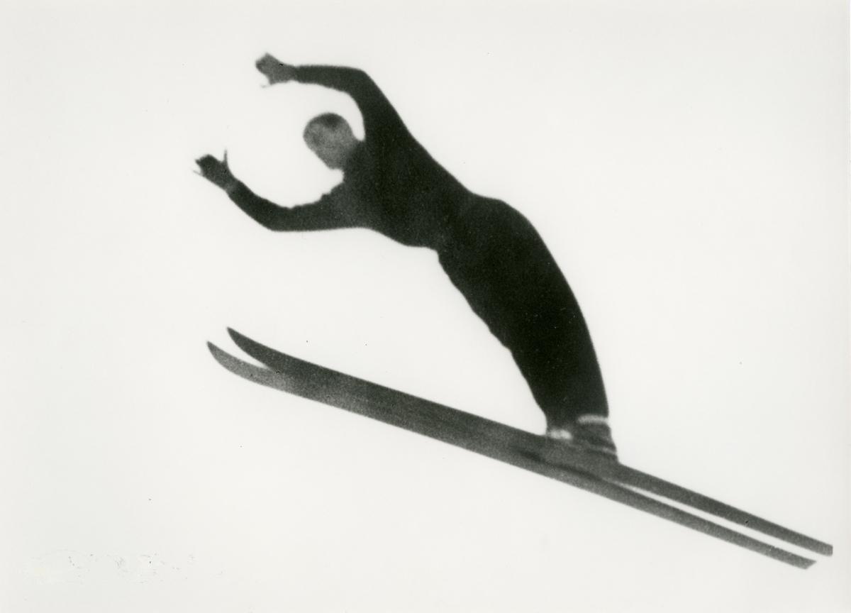 Konsgberg ski jumper Petter Hugsted