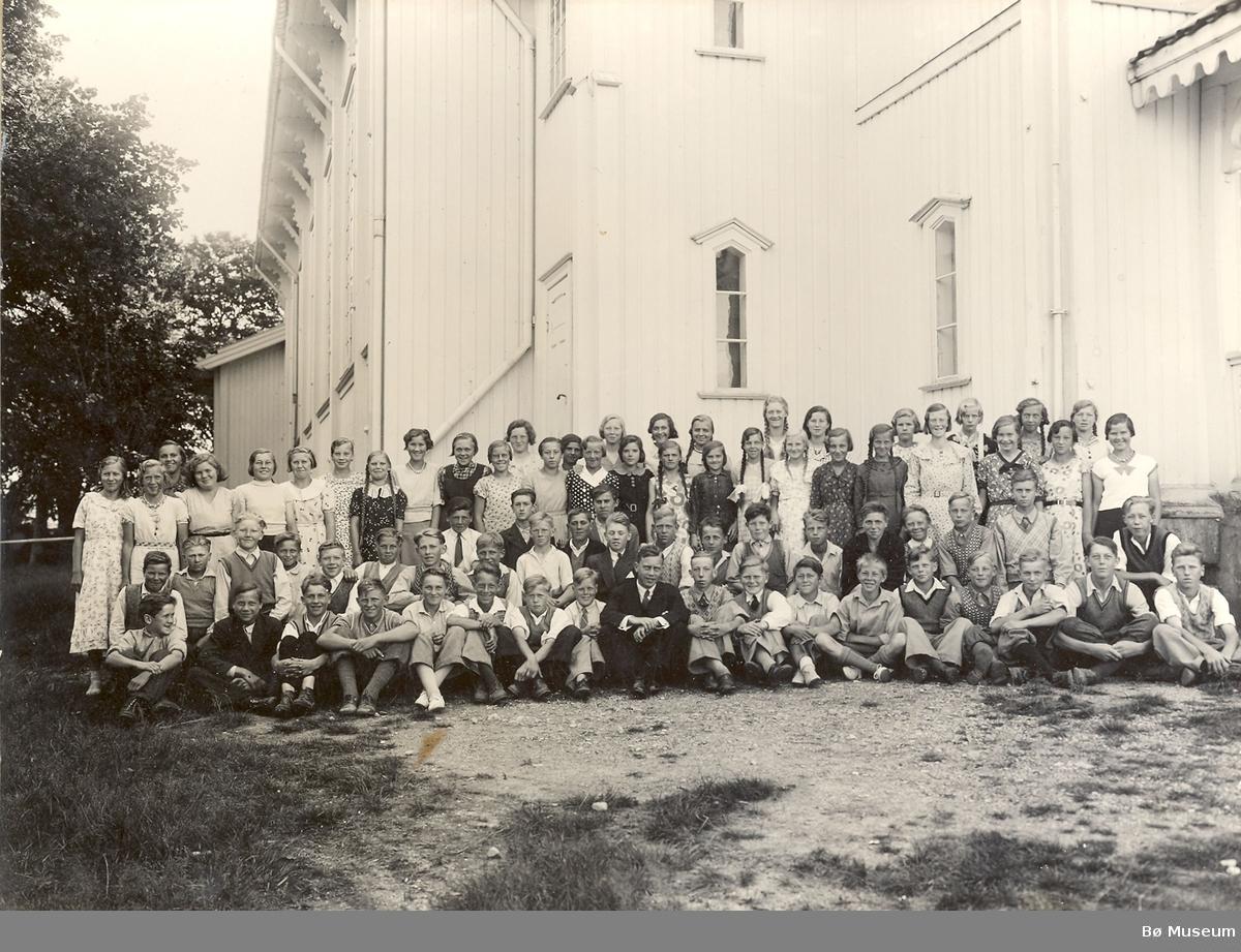 Konfirmasjonsbilde 1936