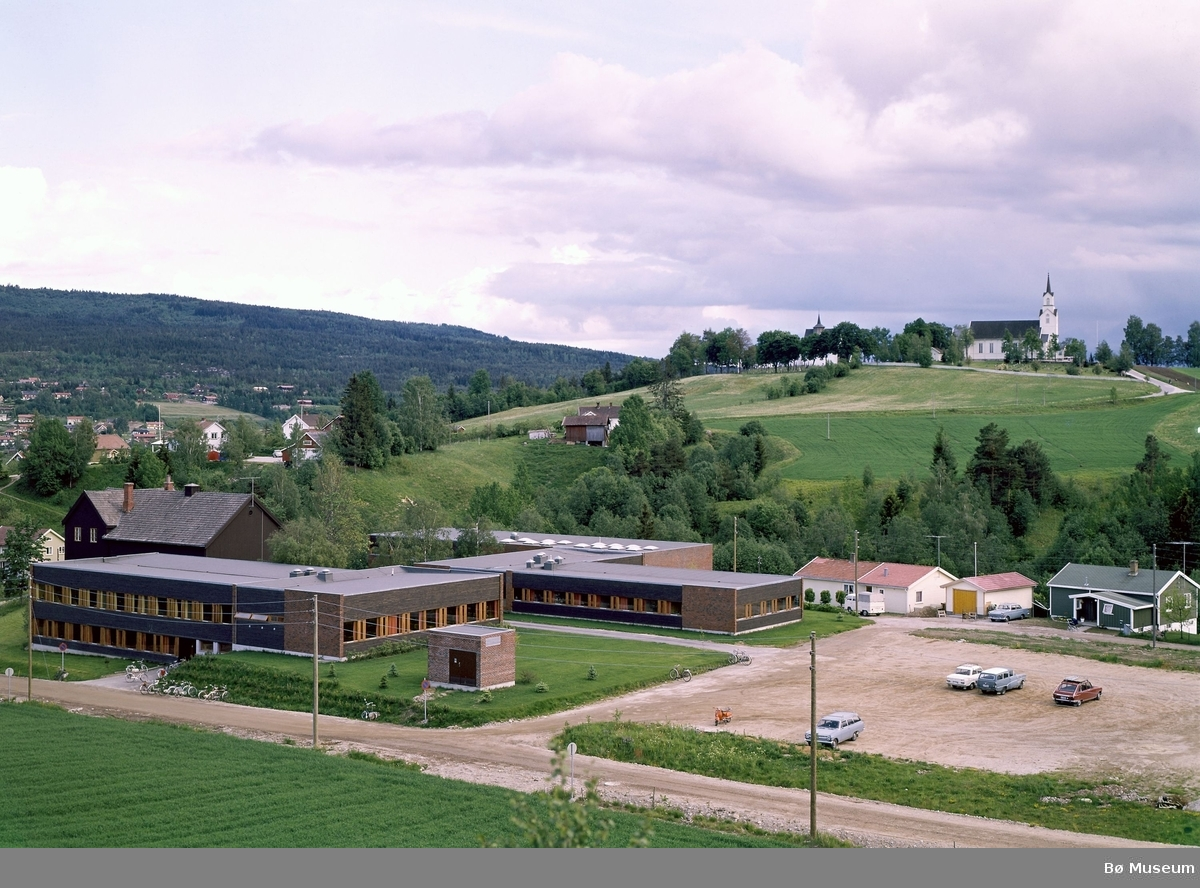 Distriktshøgkulen i Bø