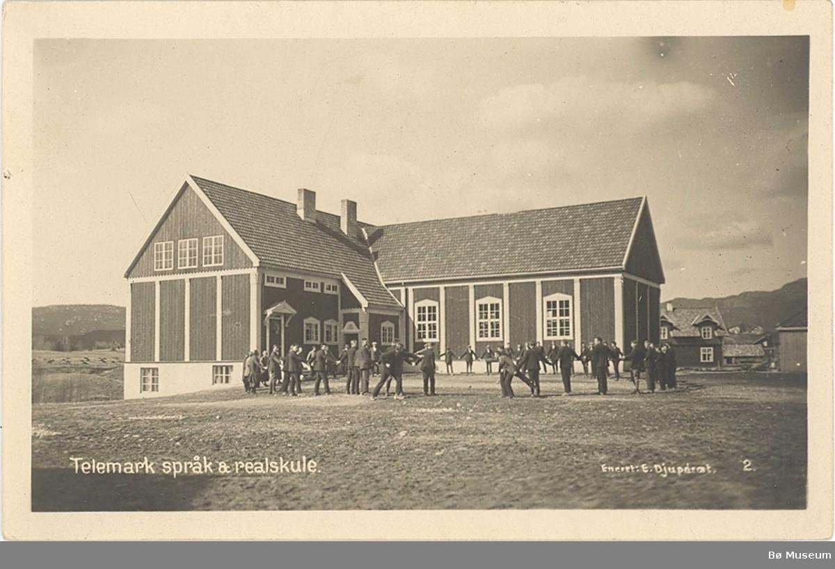 Realskulen, Bø i Telemark