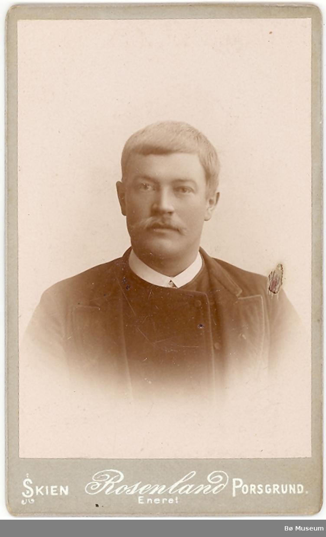 Klas Brenne, portrett