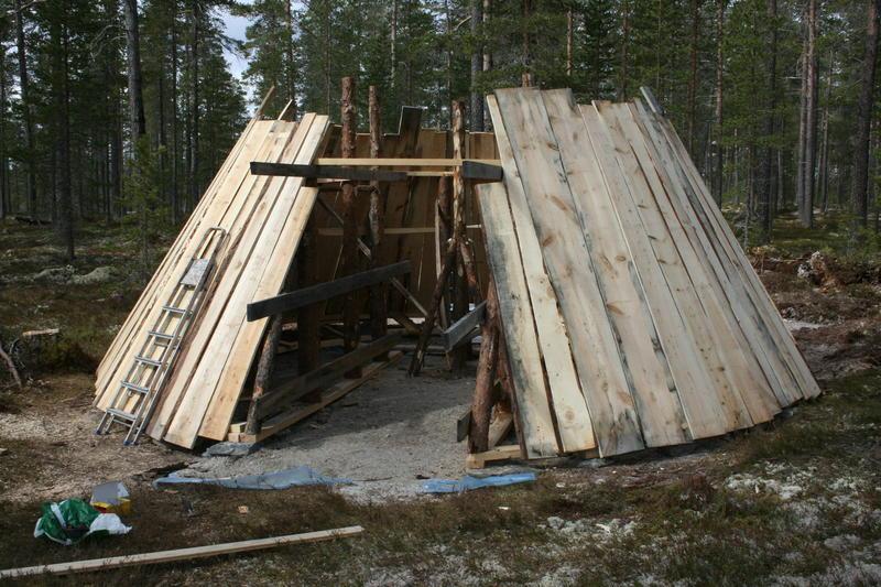 Rekonstruksjon av kølmile 4 (Foto/Photo)