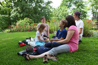Piknik i Parken. Foto/Photo