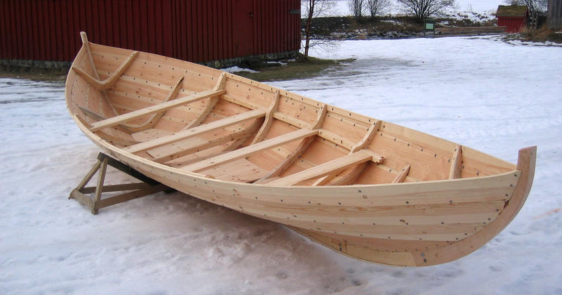 Snidbetning, bygd 2006.