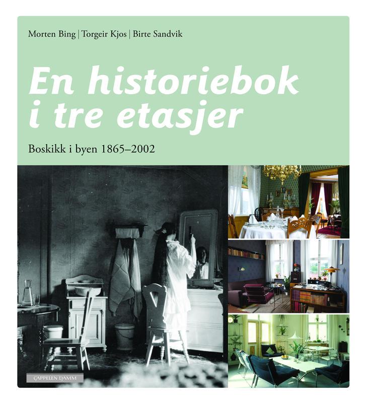 En historiebok i tre etadjer (Foto/Photo)