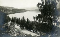 Valdres - Slidrefjord