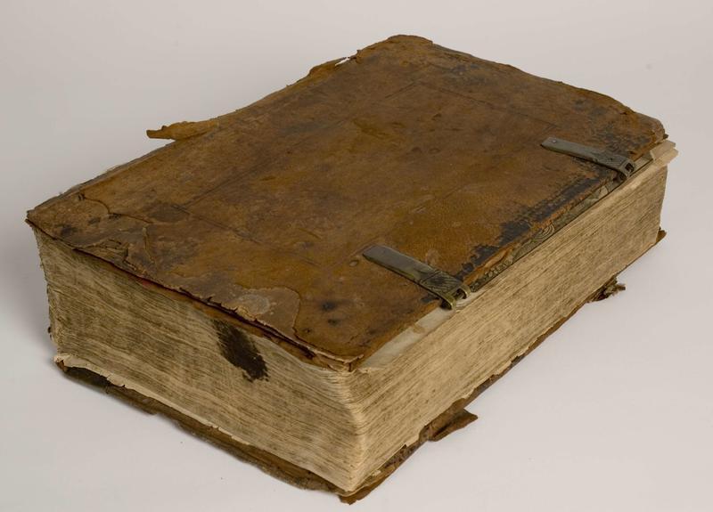 Bibel fra 1550 (Foto/Photo)