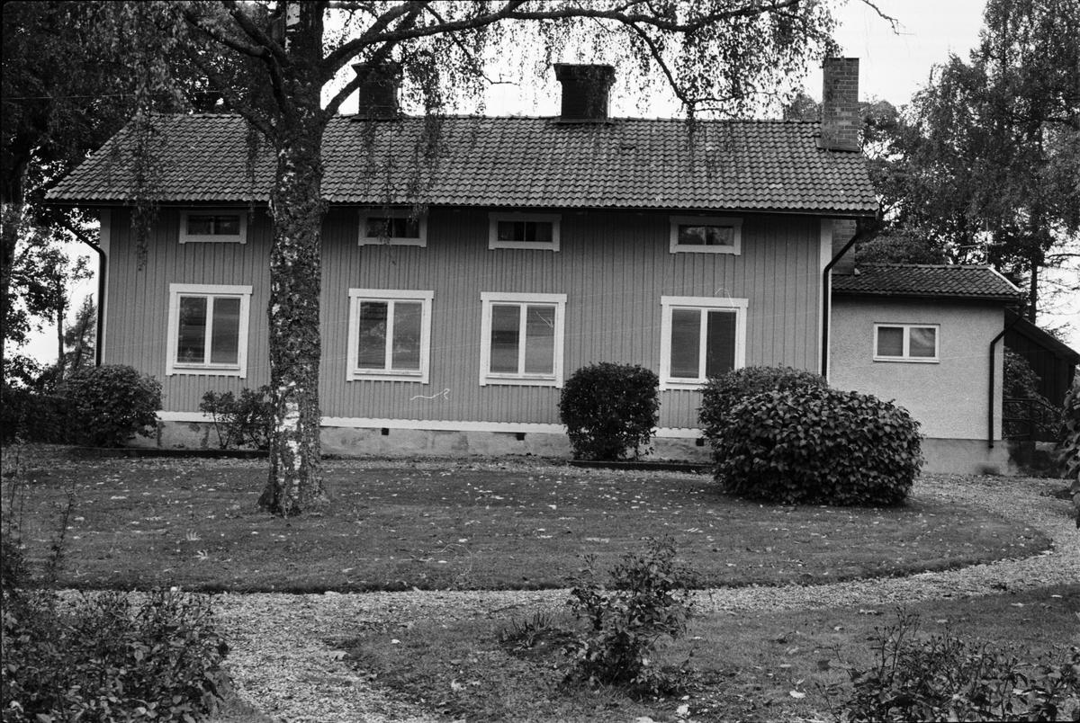 Mangårdsbyggnad, Järsta 4:3, Tensta socken, Uppland 1978