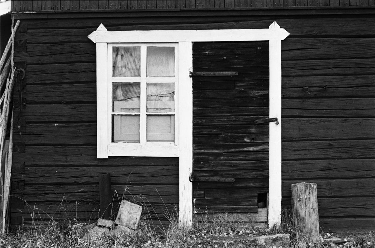 Uthus, Tensta-Husby 1:4, Husbylund, Tensta socken, Uppland 1978