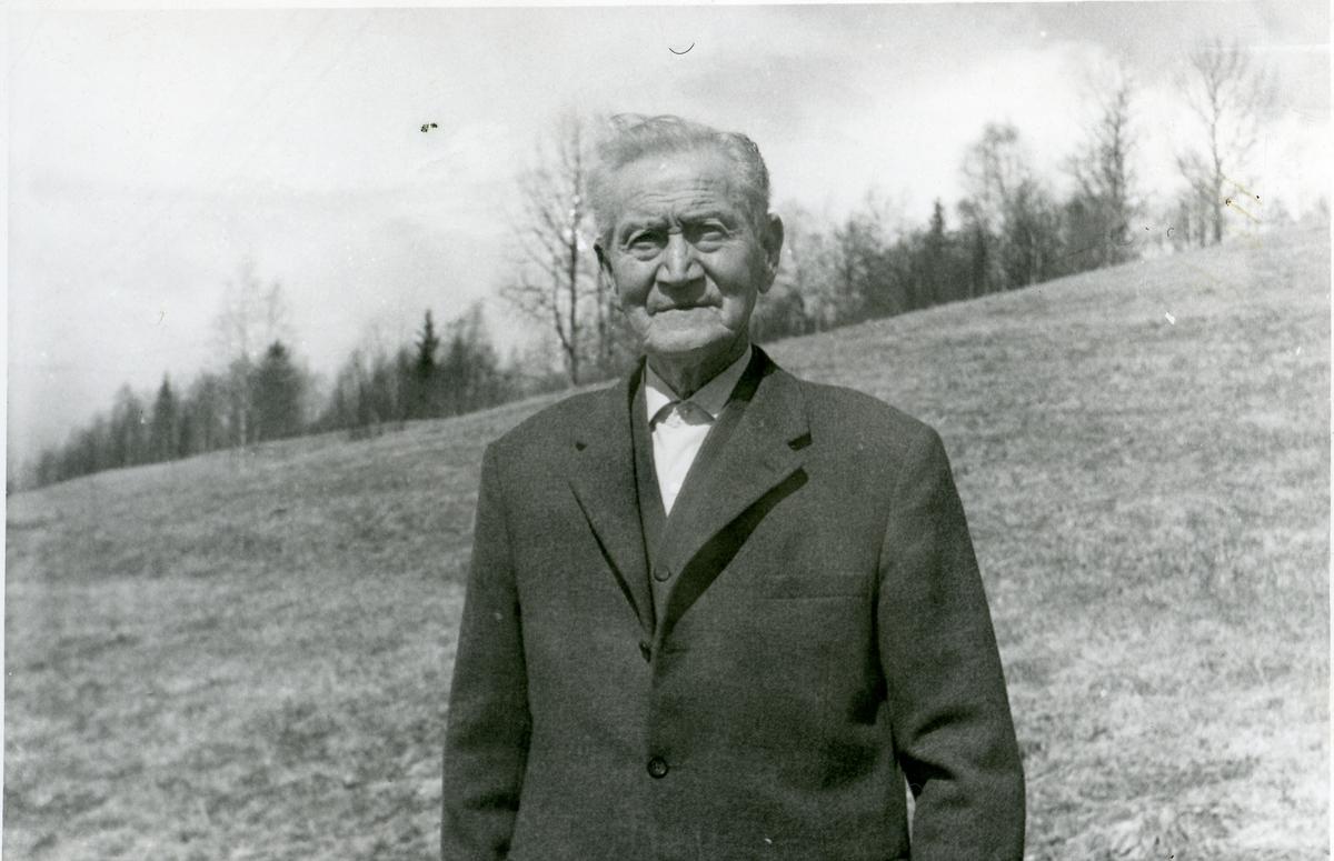 Portrett av Torvald Grøv.