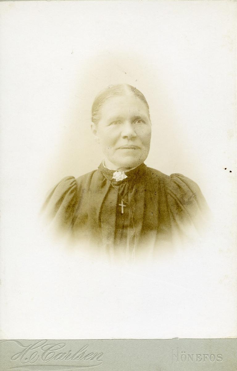 Portrett av Anne Olsdatter Brænden, født Ødegaard