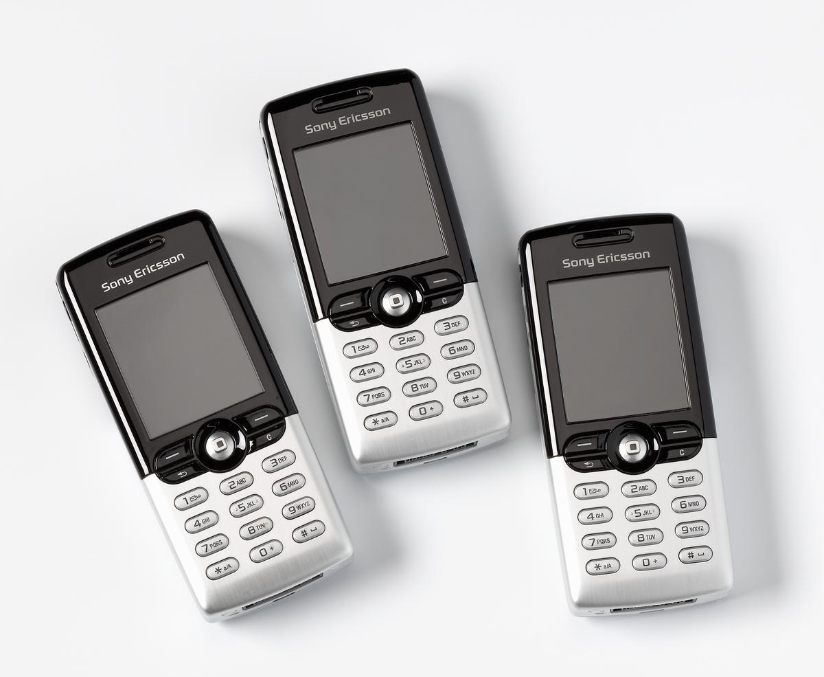 Sony Ericsson T610 [Mobiltelefon]