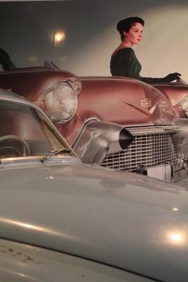 Utstillingen «50-tallet – drøm og virkelighet». Foto/Photo