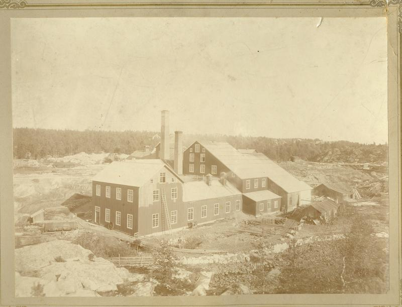 Klevfos cellulose & Papirfabrik (Foto/Photo)