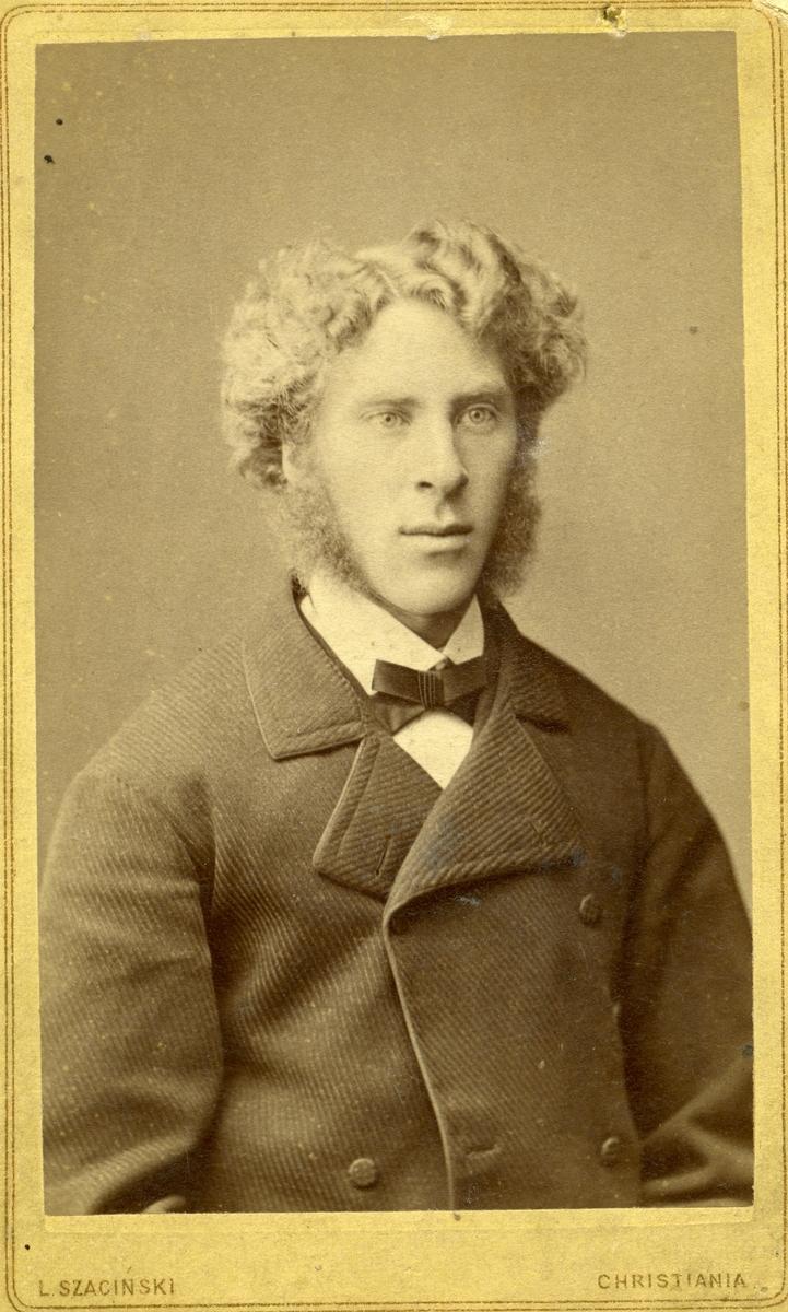 Portrett av Martin Halsteinson Kobbervigen.