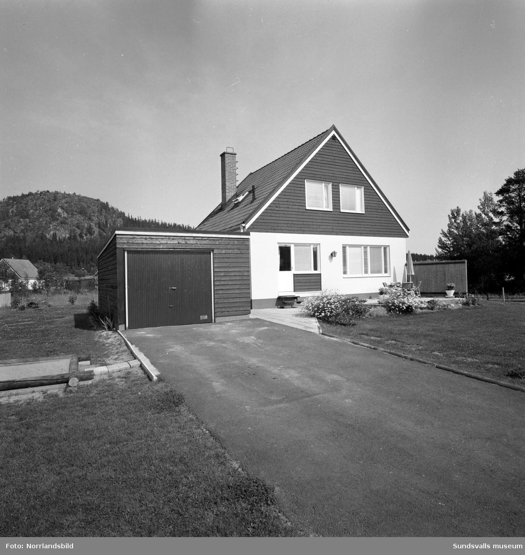 Villa på Skyttenvägen 5 i Nolby.