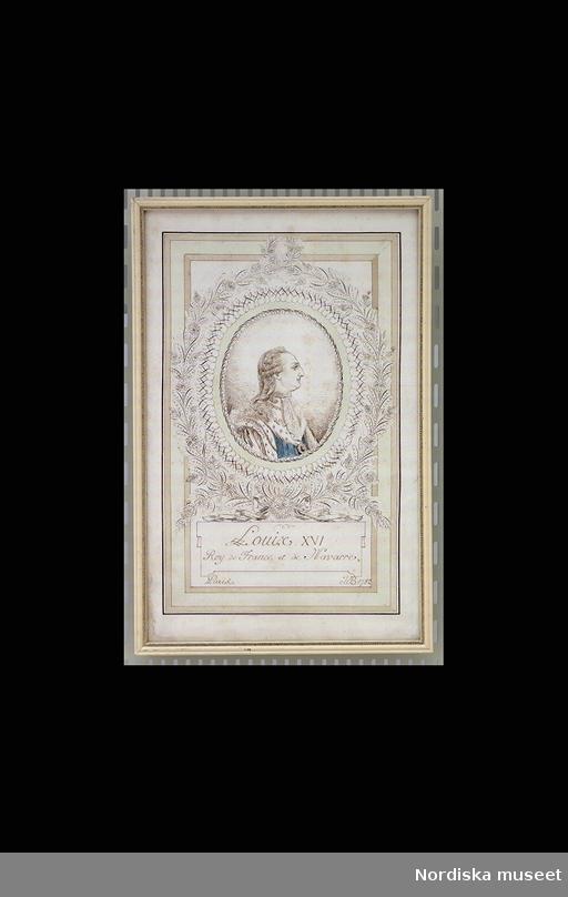 Kung av Frankrike, regent 1774-1792