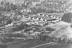 Grindbråtan, Bliksrud borettslag på Åneby var ferdig utbygd