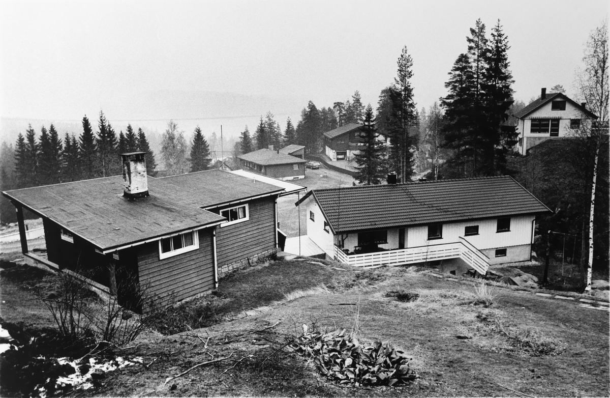 Karushøgda, fra hytteområde til boligområde