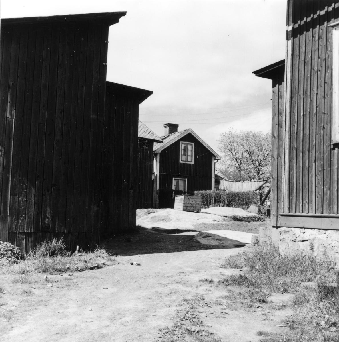 Kvarnbergsmiljö ca 1950.