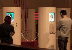 Utställningen  Systembolaget på Nordiska museet Både från utställningen samt pressbilder på föremål
