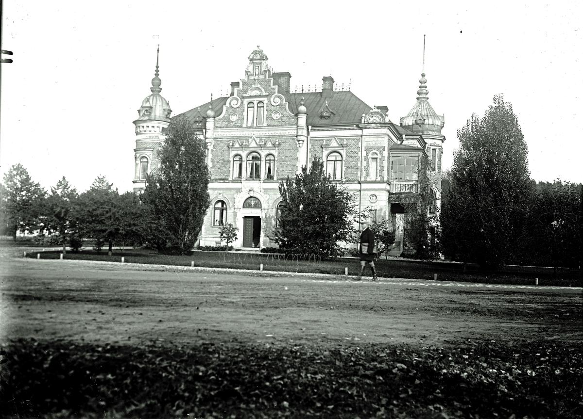 Thamska villan, 1920-tal.