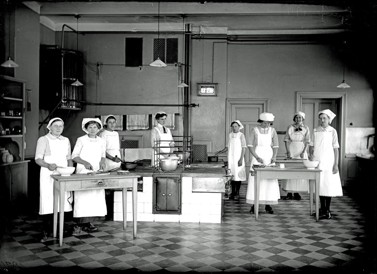 Skolkök, 1914.