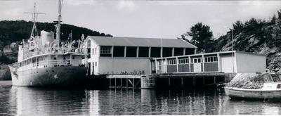 Sjøkabellager Dolviken historisk 2