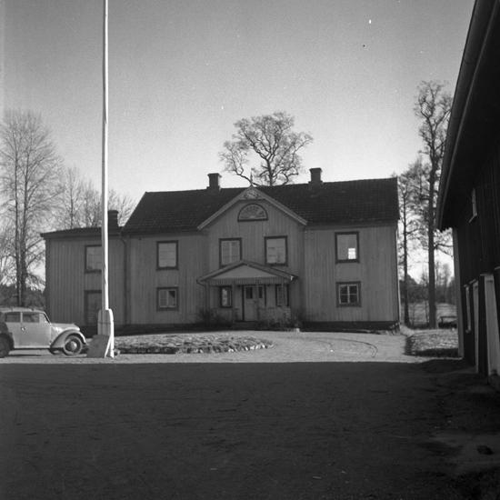 Bräknetorps gård. 1949