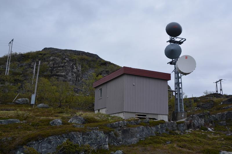 Telefonsentraler Litlefjord automatkiosk