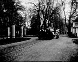 År 1643 köpte De Geer Lövsta och det utvecklades till att bl