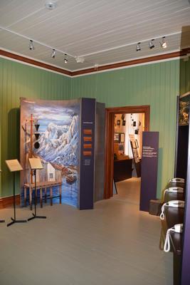 Telegrafstasjoner. Lødingen utstillingen (Foto/Photo)
