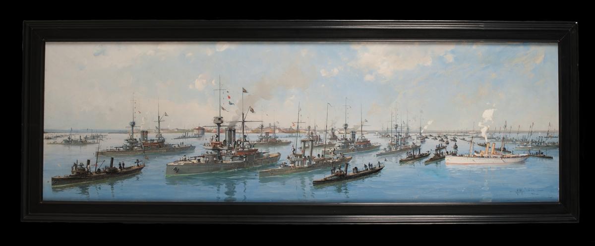 Svenska örlogsflottan 1899